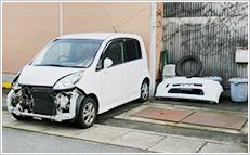 交通事故業務について